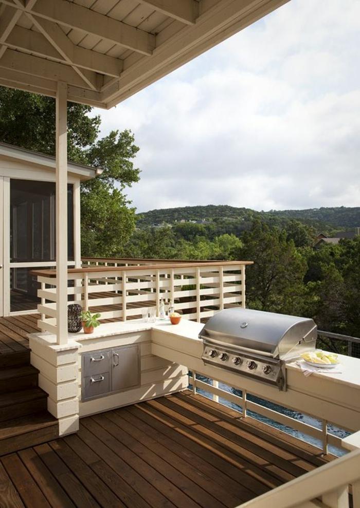 variantes pas cher pour choisir la balustrade ext rieure. Black Bedroom Furniture Sets. Home Design Ideas