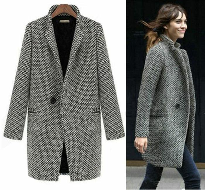 Choisir Le Plus L Gant Manteau Long Femme Parmi Les Photos