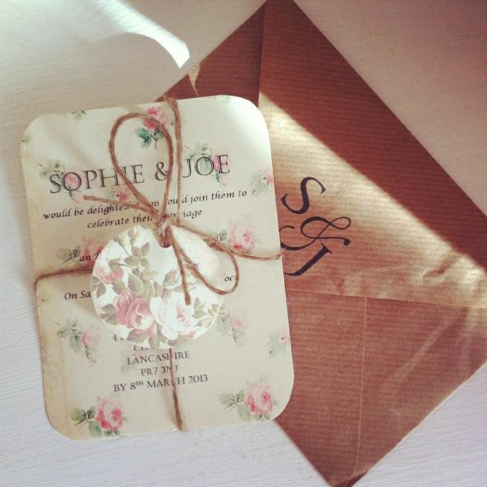 comment choisir une originale carte d u0026 39 invitation mariage