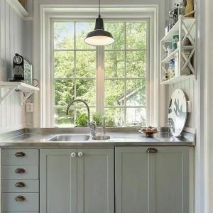 Comment aménager une petite cuisine? Beaucoup d'idées en photos!