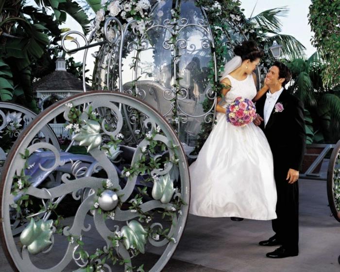 1-cendrillon-Disney-decoration-marriage-chemin-de-table-conte-de-fée-carrosse