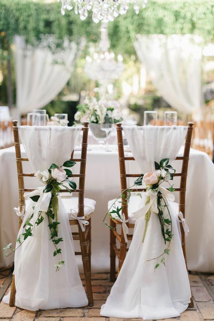 On vous pr sente la housse de chaise mariage en 53 photos - Prix housse chaise mariage ...
