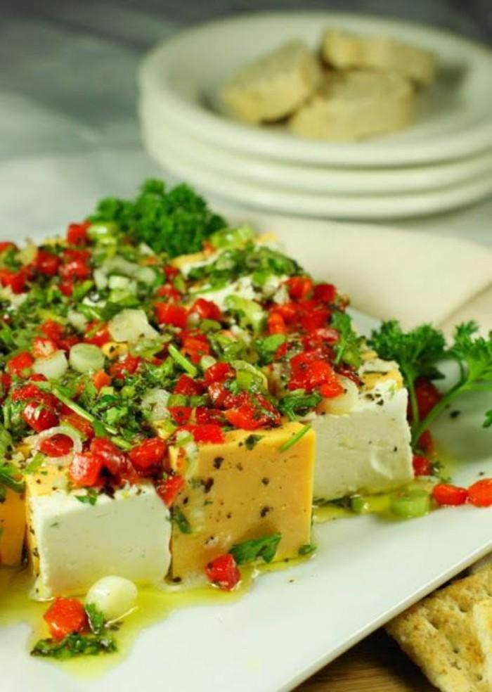 1-fromage-avec-legumes-pour-une-entrée-froide-originale-comment-la-choisir