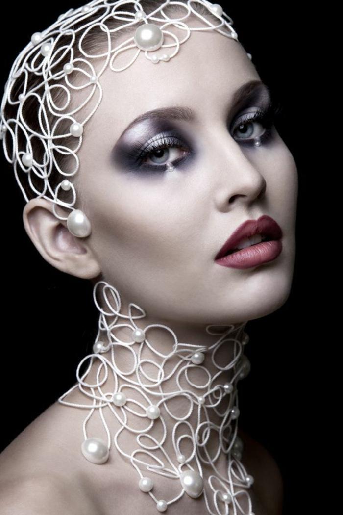 1-joli-maquillage-artistique-pour-les-filles-qui-sont-dans-la-domaine-artistique