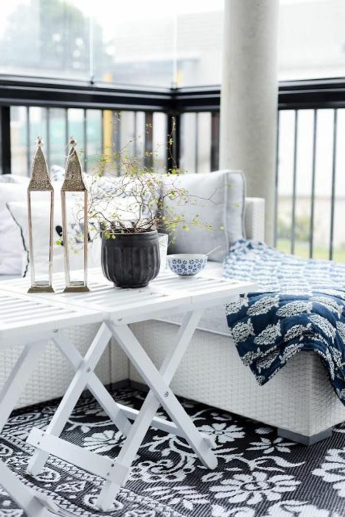 Le tapis d 39 ext rieur un accessoire beaucoup de possibilit - Tapis pour balcon exterieur ...