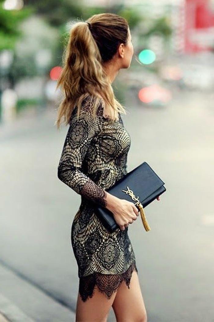 1-jolie-robe-de-soirée-courte-noir-beige-pour-les-filles-modernes-marcher-sur-la-rue