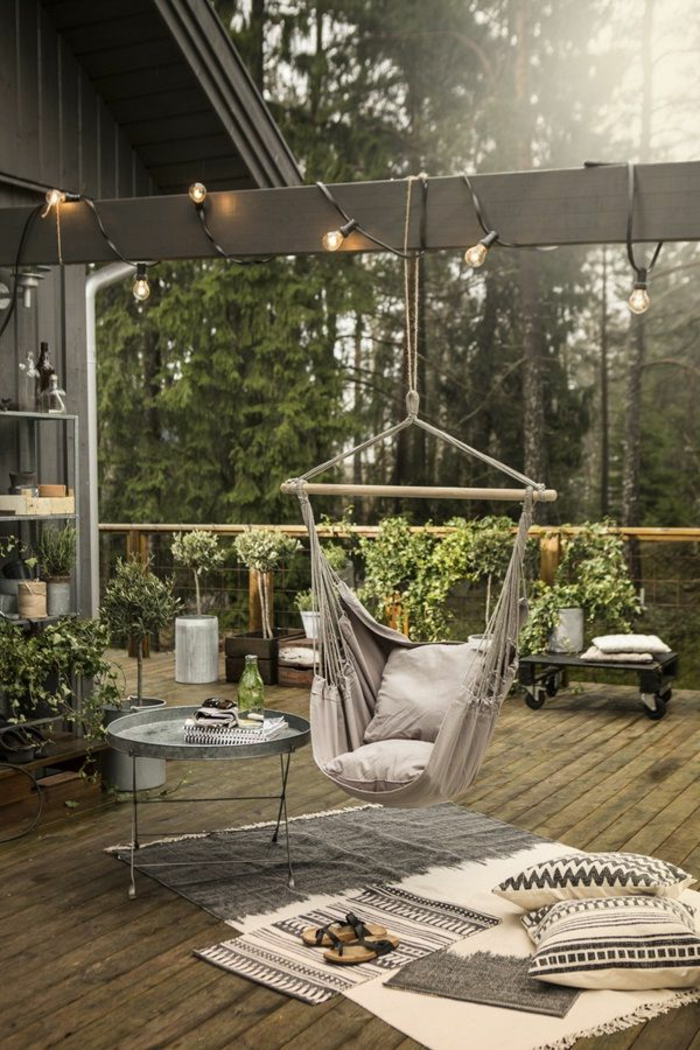60 photos comment bien am nager sa terrasse for Decoration exterieur en bois