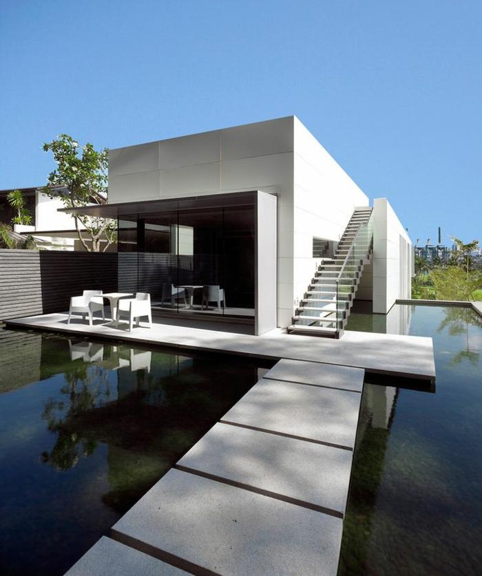architecture contemporaine dans le monde. Black Bedroom Furniture Sets. Home Design Ideas