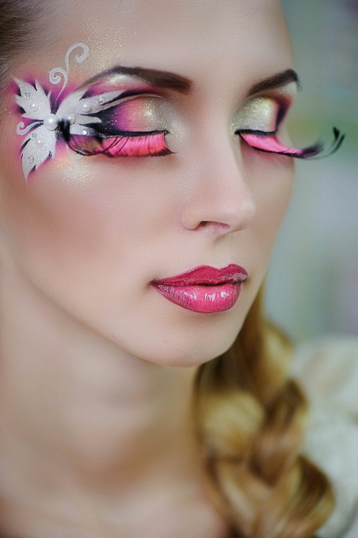 1-maquillage-artistique-professionnel-pas-cher-pour-les-filles-modernes