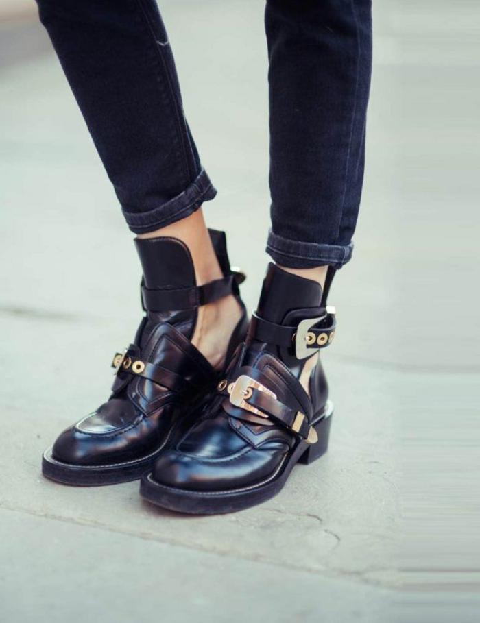 1-minelli-chaussures-en-cuir-noir-les-tendances-dans-la-mode-femme-pour-l-hiver-2016