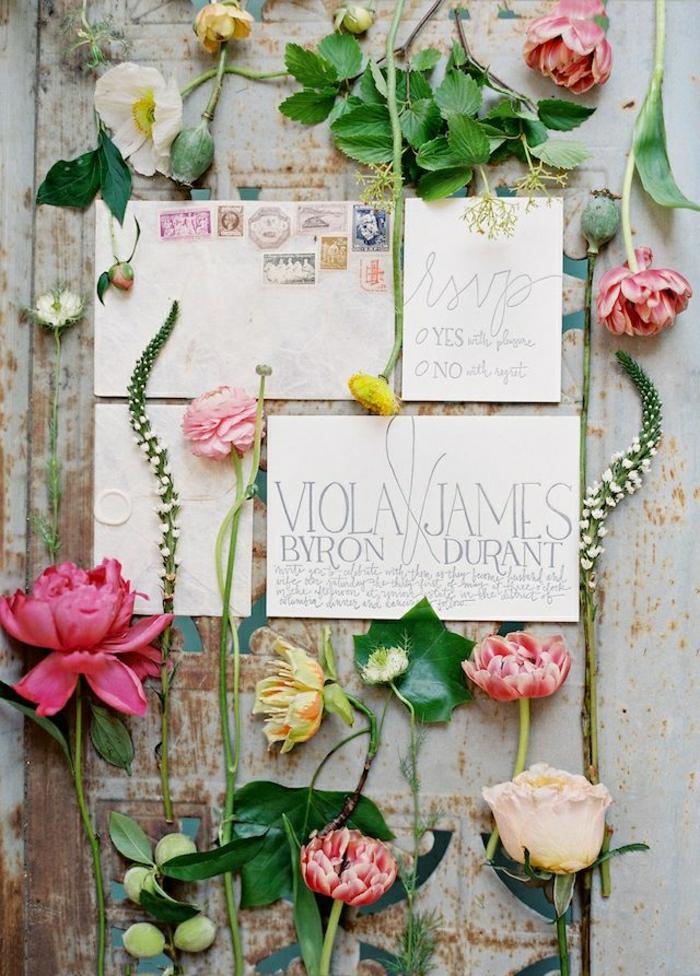 1-modele-carte-invitation-carton-ivitation-mariage-avec-fleurs-pour-faire-une-jolie-invitation