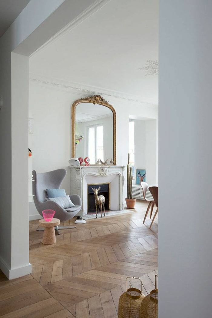 Choisir son parquet orleans design for Dep decoration interieur