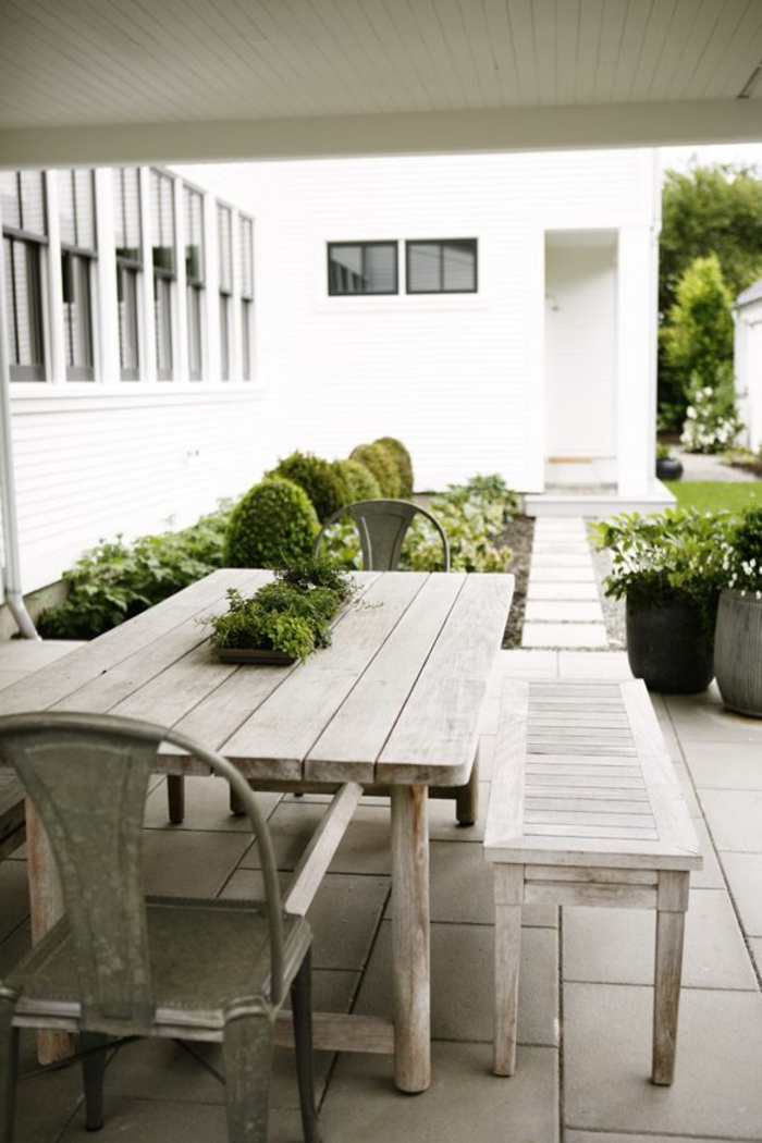 60 photos comment bien am nager sa terrasse for Amenager son jardin avec terrasse