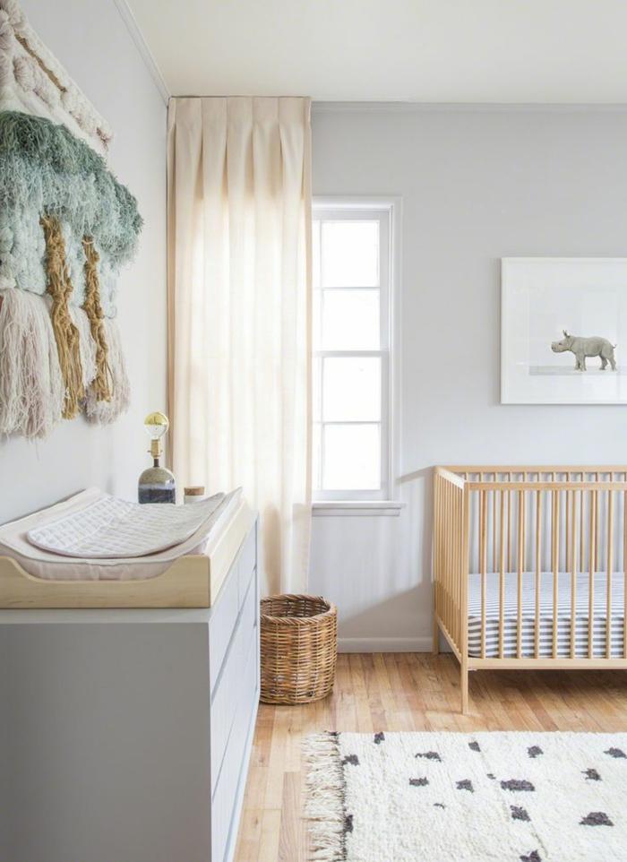 id es en 50 photos pour choisir les rideaux enfants. Black Bedroom Furniture Sets. Home Design Ideas