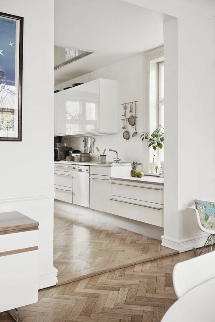40 photos pour comment choisir son parquet for Parquet dans la cuisine