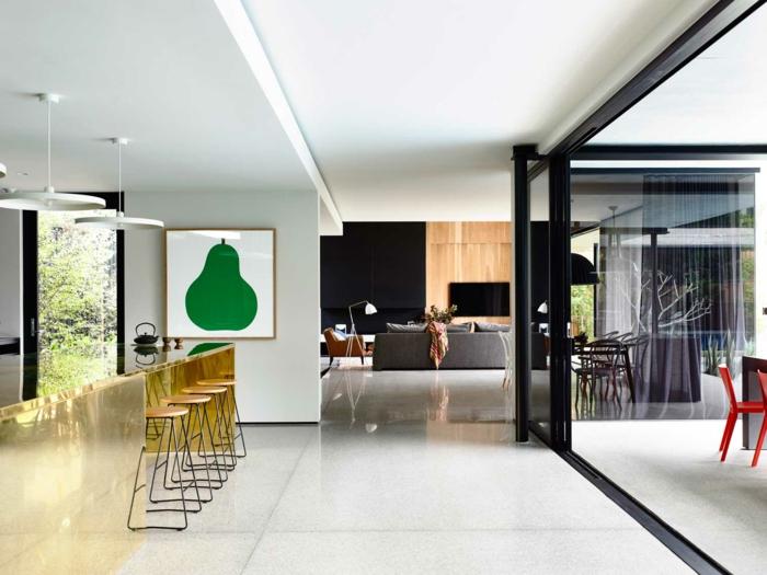 1-salon-avec-sol-en-béton-ciré-et-meubles-de-salon-contemporains-plafond-blanc-mur-blanc-canapé-gris