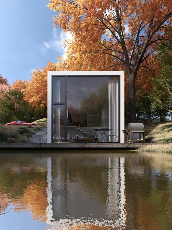 1-une-maison-contemporaine-de-style-minimalisme-au-bord-du-lac-dans-le-foret