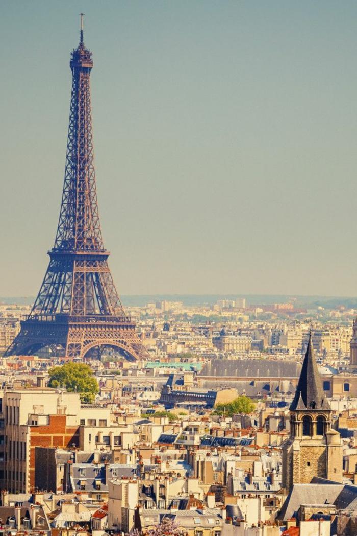 Visiter paris avec notre galerie en 40 photos inspirantes - Image tour eiffel ...