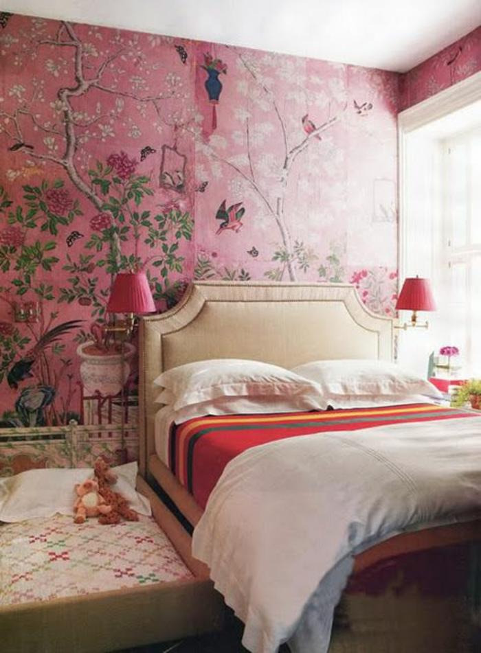 11-relooker-sa-maison-decorer-les-murs-refaire-sa-maison-pas-cher-decorer-les-murs-dans-la-cambre-a-coucher