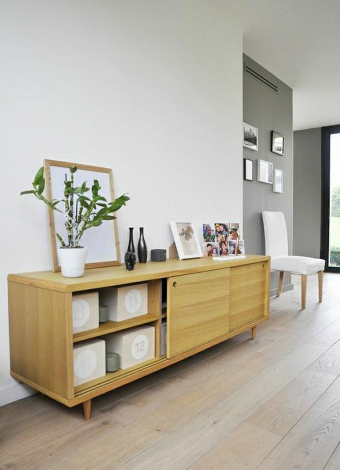 2 bahut moderne dans la salle de sjour - Meubles De Salon En Bois Moderne
