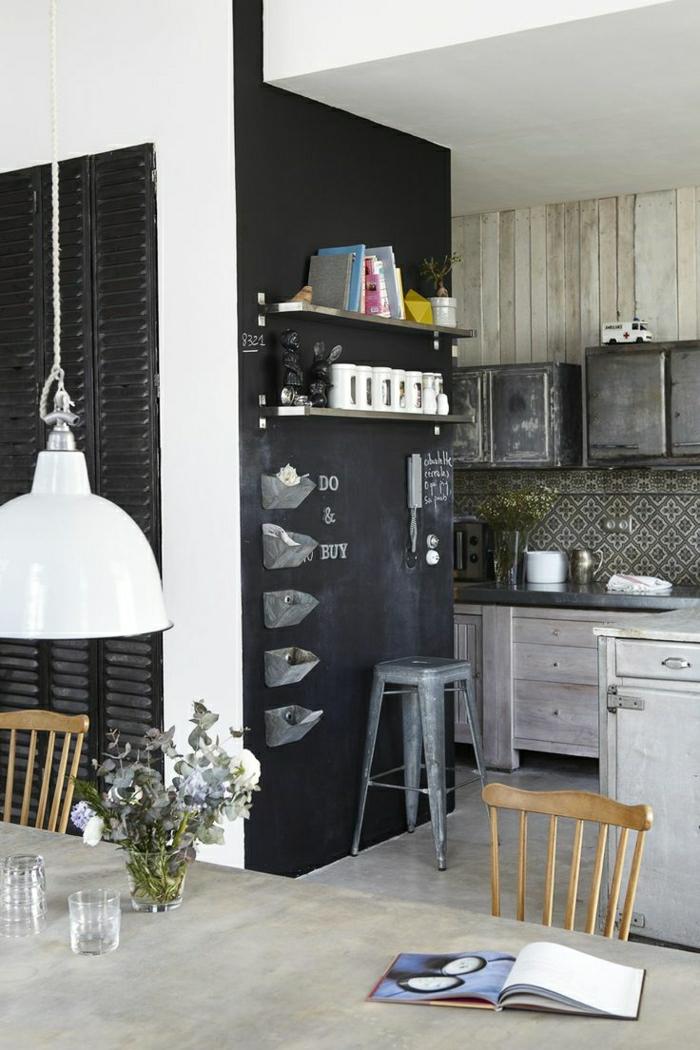2-cuisine-americaine-amenagement-petite-cuisine-meubles-de-cuisine-modernes-en-bois-style-americain