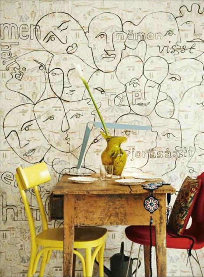 2-jolie-tapisserie-leroy-merlin-design-original-et-pas-cher-dans-le-salon-moderne