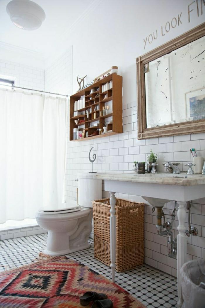 On vous pr sente le tapis de salle de bain en 45 images - Tapis de salle de bain original ...