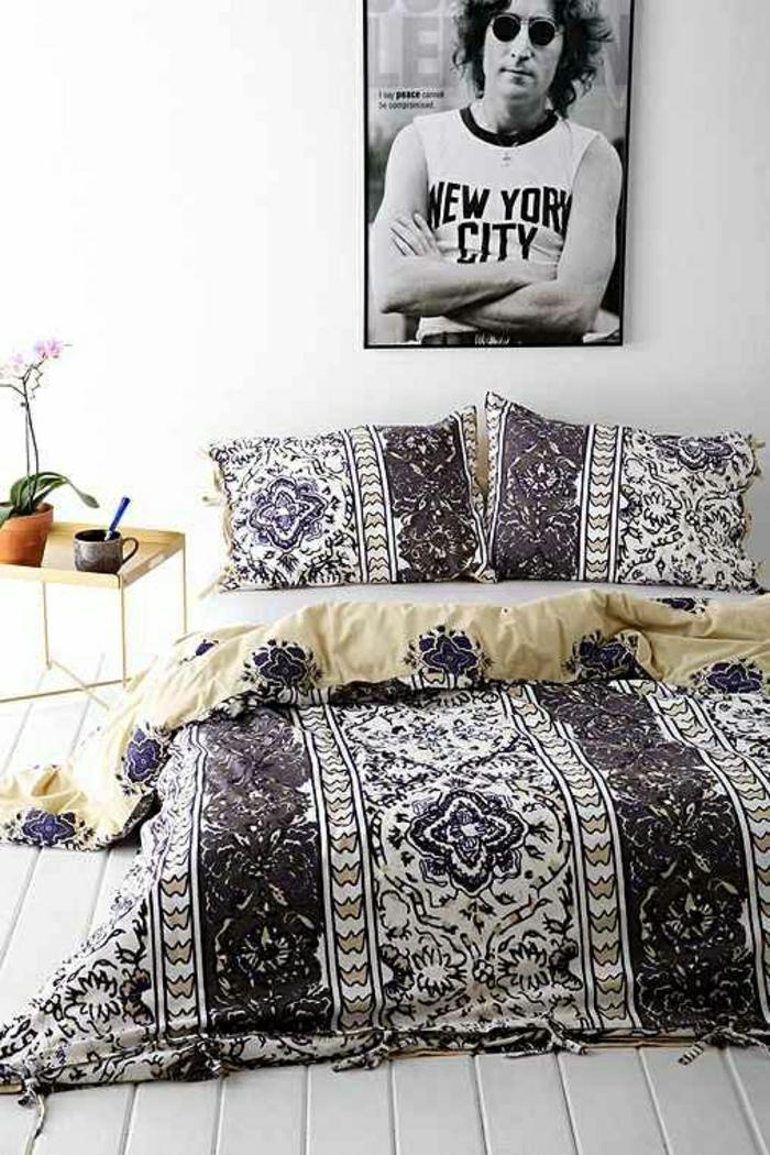 2-les-housses-de-couette-aux-dessins-imprimés-pour-la-chabre-a-coucher-avec-ikea-housse-de-couette