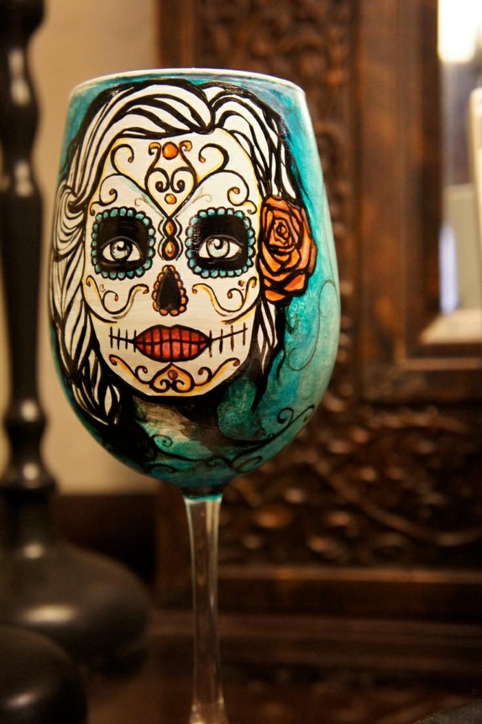 3-decorer-sa-maison-pas-cher-peindre-un-glasse-de-vin-un-original-mode-de-decoration