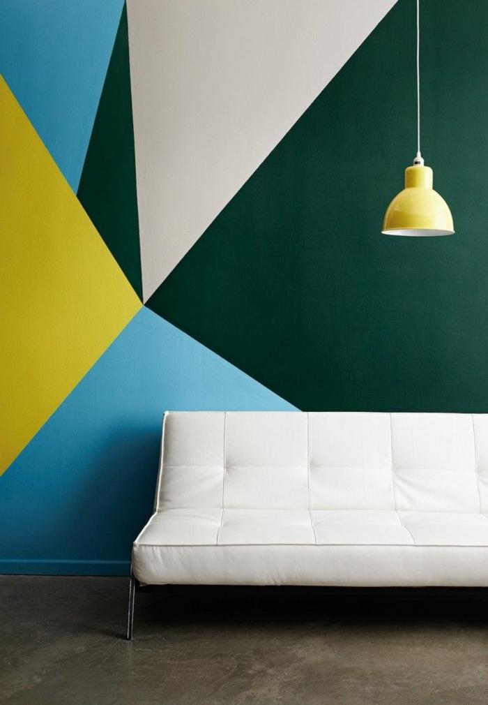 ✿ Quelle peinture choisir pour l'intérieur, idées en 55 photos!