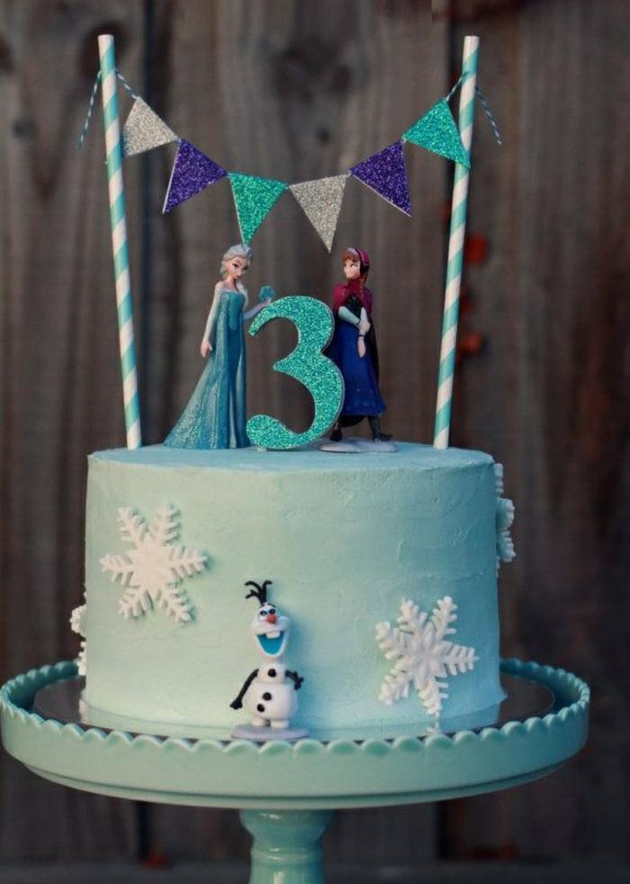 4-anniversaire-gâteau-la-reine-des-neiges-anna-elsa-olaf-gateaux-reine-des-neiges-pour-3-ans