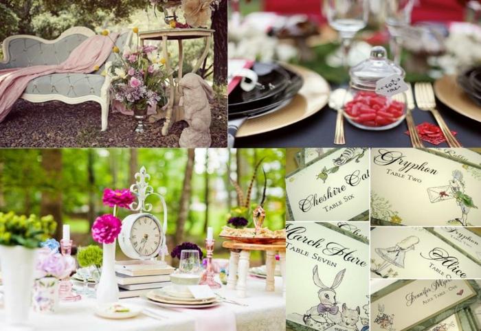 Alice-au-pays-des-merveille-disney-comment-aménager-la-salle-festive-comment-faire