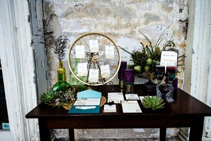 La belle au bois dormant disney inspiration pour la d co for Sleeping beauty wedding table