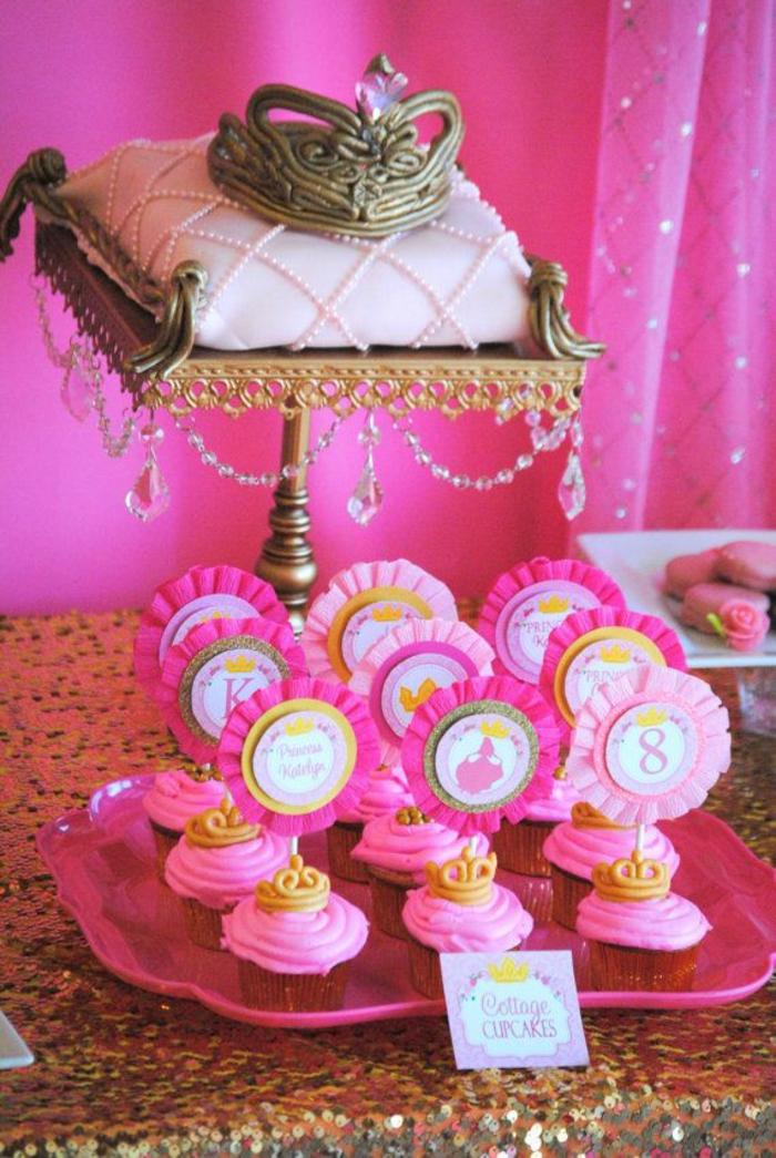 Aurore-la-belle-au-bois-dormant-idées-déco-festive-disney-trop-de-rose