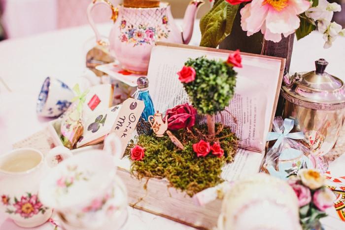 Déco-mariage-au-plain-nature-jardin-mariage-déhors-party-décoration-alice-merveilles-en-rose