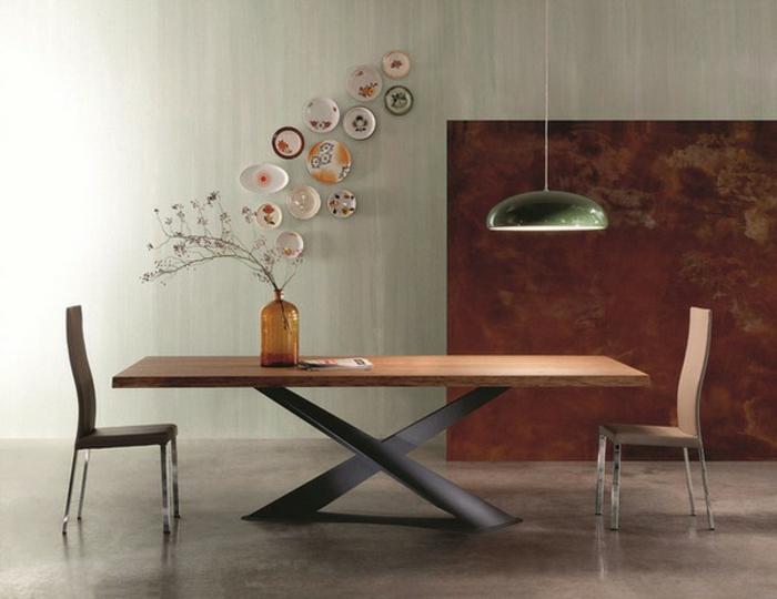 acier-intérieur-corten-fournisseur-design-industriel-art-mural-rouge-tableau