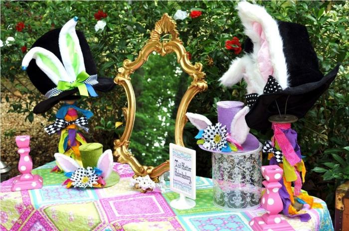 alice-au-pays-des-merveille-disney-comment-aménager-la-salle-festive-le-miroir
