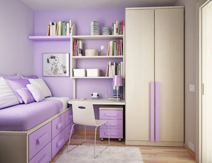 comment bien choisir un meuble gain de place en 50 photos. Black Bedroom Furniture Sets. Home Design Ideas