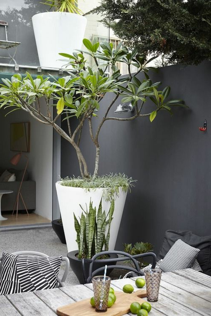 60 photos comment bien am nager sa terrasse for Idee deco massif exterieur
