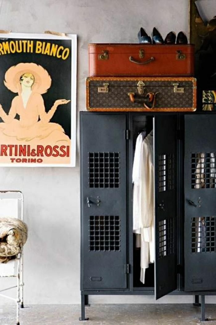 armoire-métallique-chic-vintage-industriel