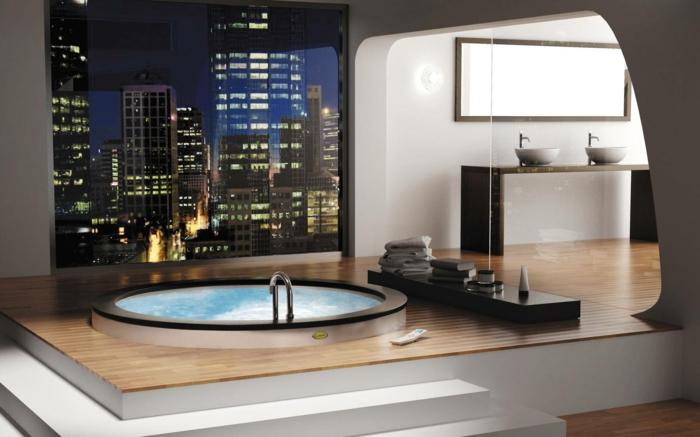 baignoire-ronde-appartement-luxueux-vue-urbaine