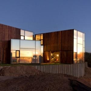 L'acier Corten - modernité pour l'intérieur et l'extérieur