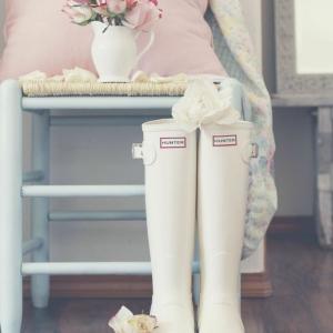 Les bottes de pluie - un article indispensable pour l'automne