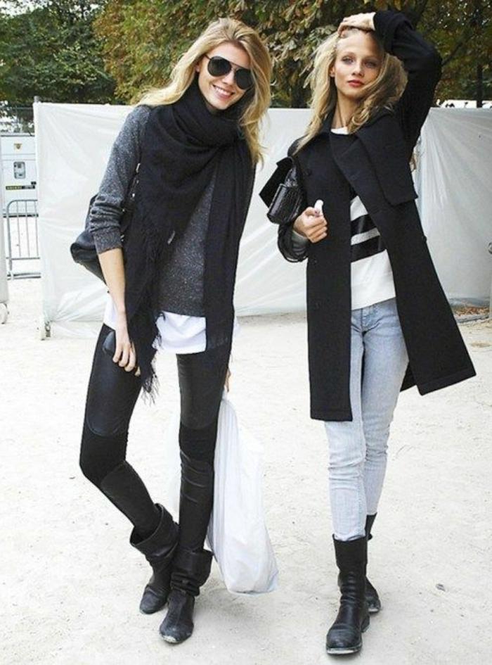 bottine-femme-pas-cher-noir-pour-les-filles-modernes-l-hiver-2016-mode