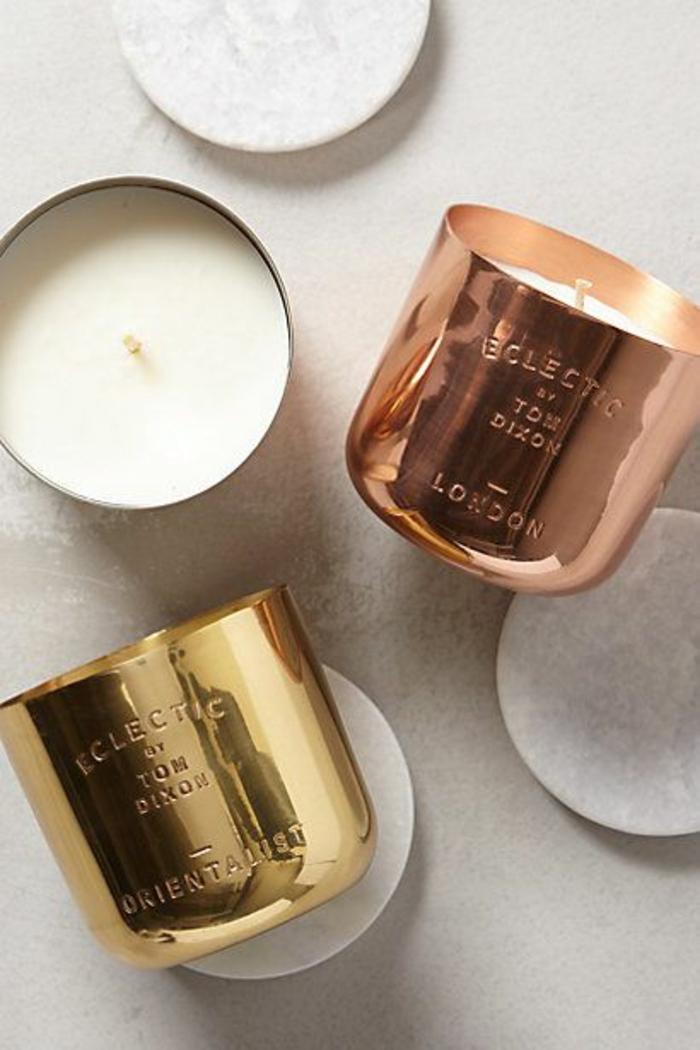bougies-parfumées-idées-pour-la-déco-aromate-de-votre-maison-dorée-rose