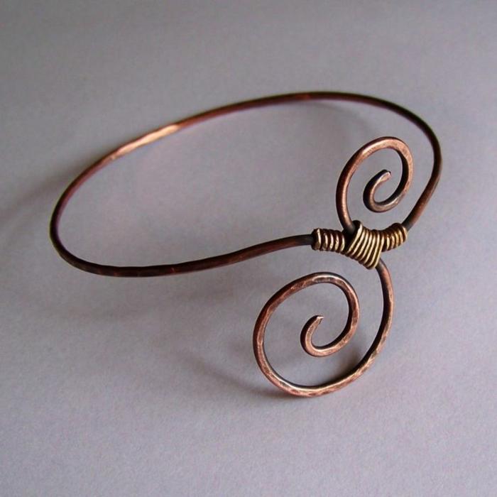 bracelet-en-cuivre-bracelet-de-bras-en-cuivre