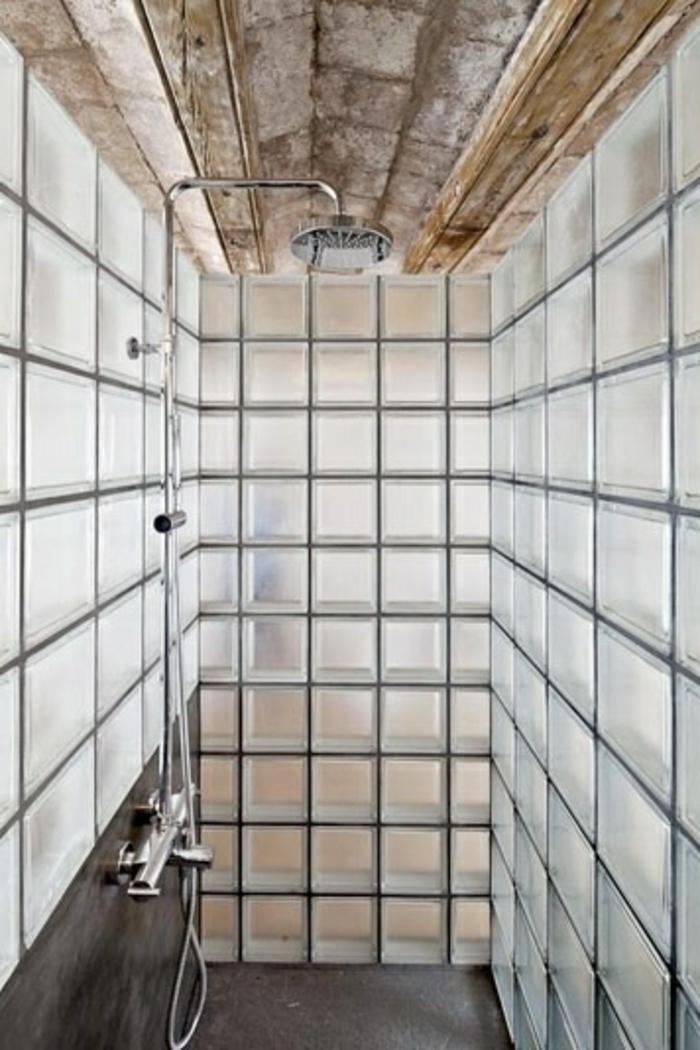 Double Vasque Salle De Bain En Verre : Le meuble salle de bain à double vasque convient à une salle de bain …