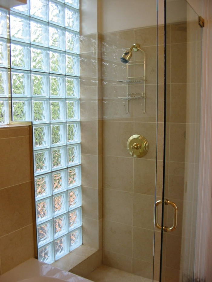 salle de bain mur » galerie d'inspiration pour la meilleure salle ... - Mur De Verre Salle De Bain