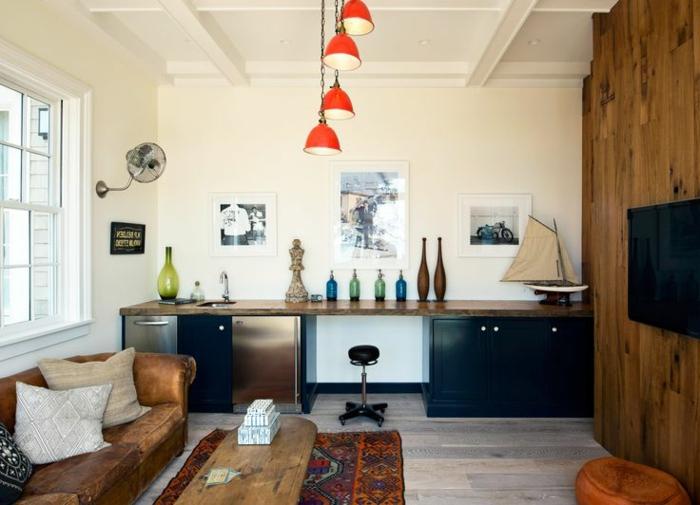 bureau-en-bois-massif-chambre-originale-avec-bureau-et-table-en-bois-solide
