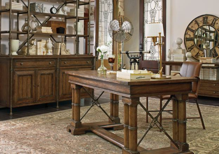 bureau-en-bois-massif-mobilier-d'offices-en-bois